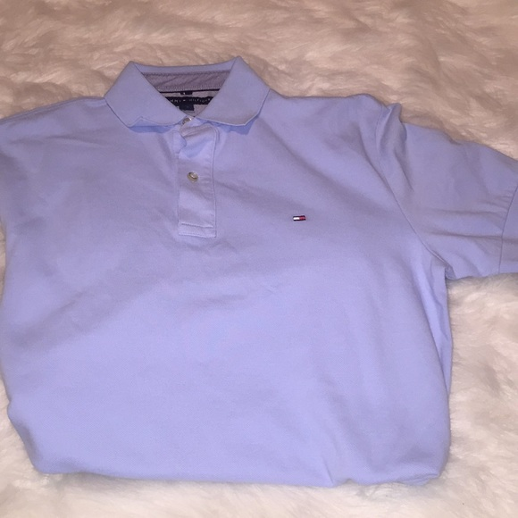 Tommy Hilfiger POLO SHIRT new with tag MEN/'S CLASSIC Fit